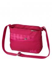 Женская сумка JackWolfskin DOWNTOWN pink