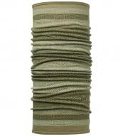 Шарф-бандана Buff Wool Kitue Light Military