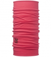 Шарф-бандана Buff Wool Pink Hibiscus