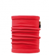 Шарф Buff Polar Neckwarmer solid rojo-red