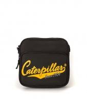 Сумка через плечо Caterpillar Cylinder black (82602)