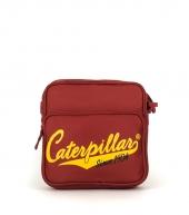 Сумка через плечо Caterpillar Cylinder red (82602)