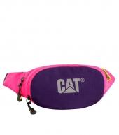 Сумка на пояс Caterpillar Lava pink-purple (82562)