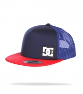 Бейсболка DC Shoes Blanderson blue-red