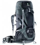Туристический рюкзак Deuter ACT Lite 40+10 black-granite