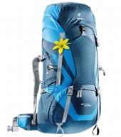 Туристический рюкзак Deuter ACT Lite 75+10SL midn-ocean