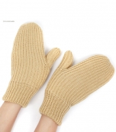 ВАРЕЖКИ HARRISON BEATRICE GLOVES biege