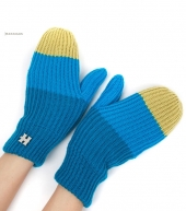 ВАРЕЖКИ HARRISON BEATRICE GLOVES blue