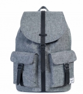 Рюкзак Herschel DAWSON Raven Crosshatch/Black