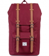 Рюкзак Herschel Little America Wine/Tan