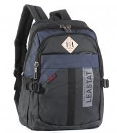 Рюкзак Leastat 3668 black-blue