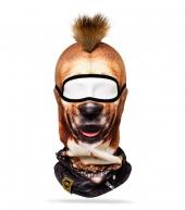 Балаклава PRIMO Mohawk Rock-Dog