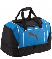Футбольная сумка Puma Team Cat Football Bag blue