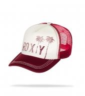 Бейсболка Roxy Truckin DEEP RED