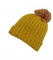 Зимняя шапка с помпоном Soul-Hats curcum