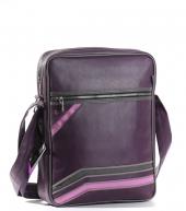 Сумка для ноутбука TnB Messenger Oxford purple