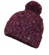 Вязаная женская шапка WAG PB5 sliva