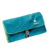 Несессер Deuter Wash bag II petrol-kiwi