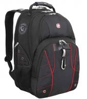 Рюкзак Wenger SA6939 black-red