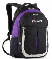 Рюкзак Wenger SA1385 black-purple