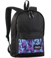 Рюкзак Aim Classic Spot purple-black