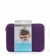 Belkin netbook sleeve 10.2 purple