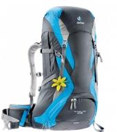 Туристический рюкзак Deuter FuturaPro 40SL graphite-turq