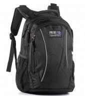 Рюкзак Polar 1371 черный
