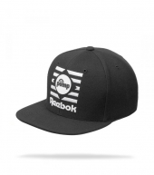 Бейсболка Reebok CL Pump Black