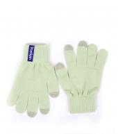 Перчатки для сенсорных устройств TrueSpin mint