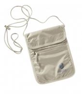 Нагрудный кошелек Deuter Security Wallet II sand