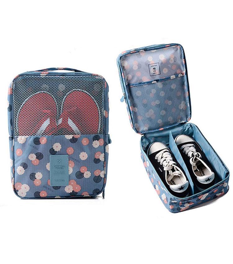 Сумка для обуви Emkertion shoes-1 mint