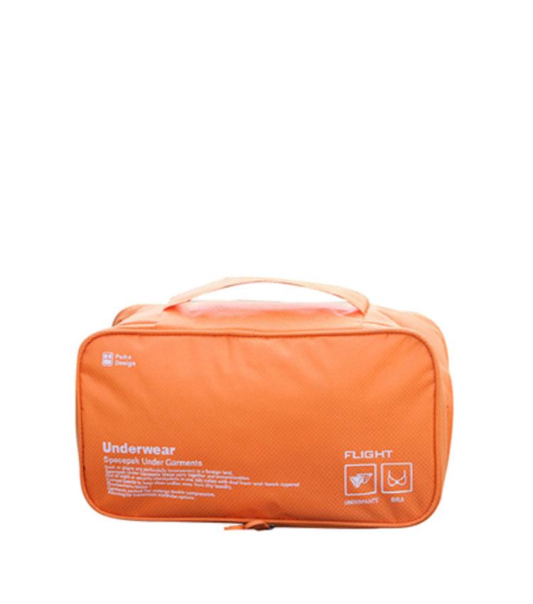Сумка для нижнего белья Emkertion Under orange
