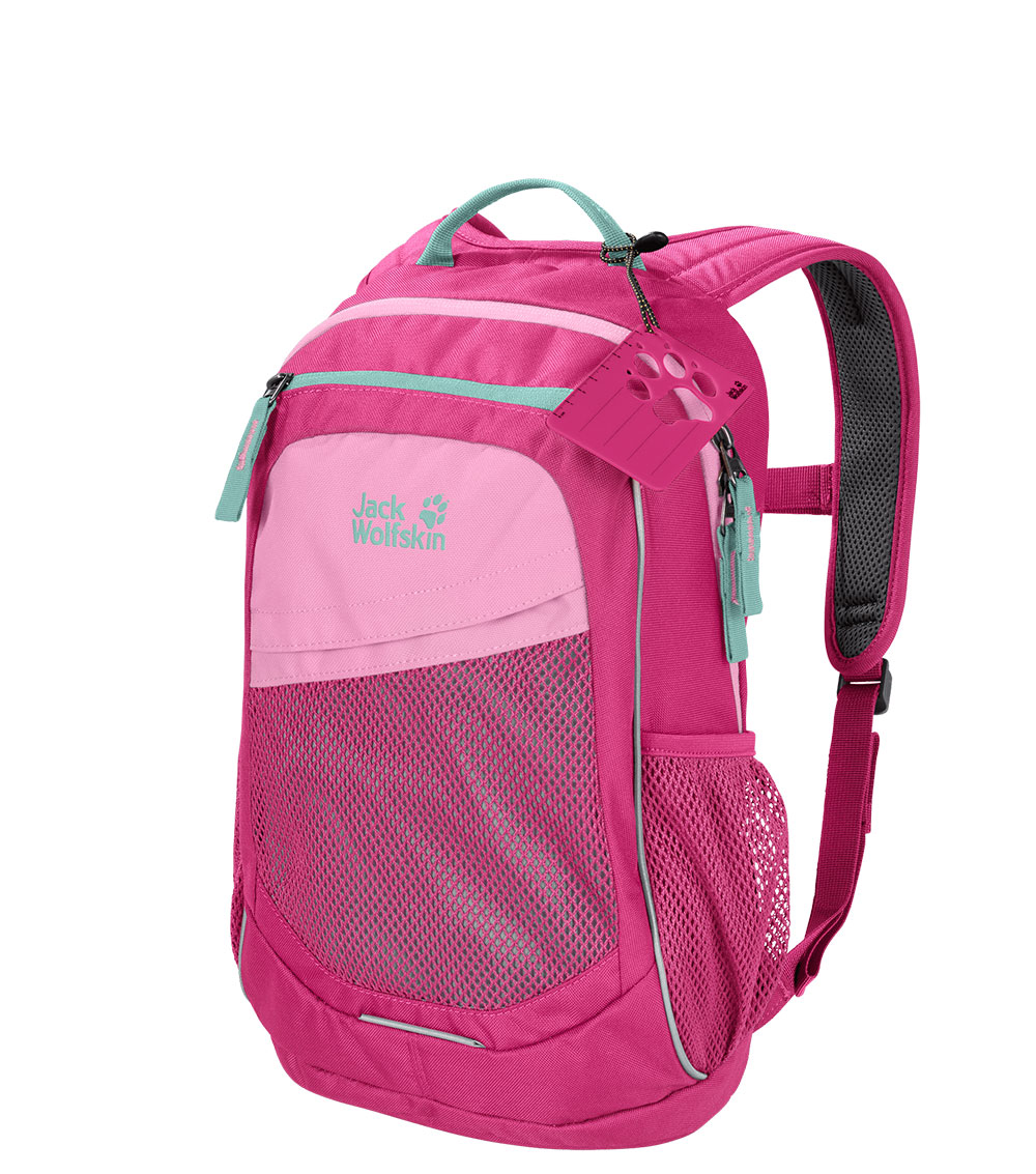 Детский рюкзак Jack Wolfskin TRACK JACK Pink Peony