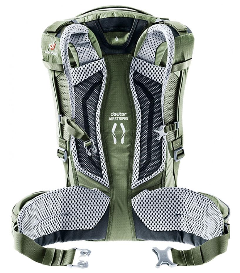 Рюкзак Deuter Trans Alpine Pro 28 ivy-khaki