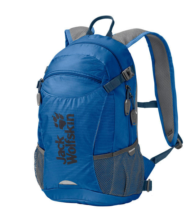 Велорюкзак Jack Wolfskin Velocity 12 electric blue