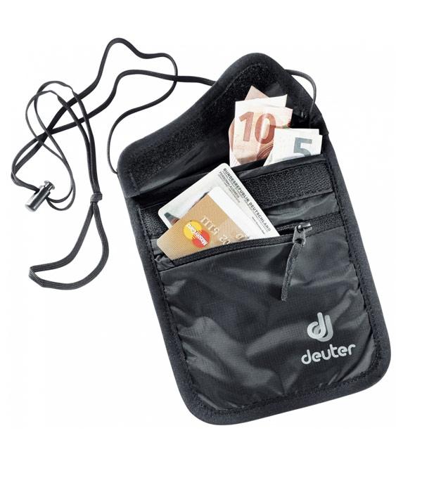 Нагрудный кошелек Deuter Security Wallet II black