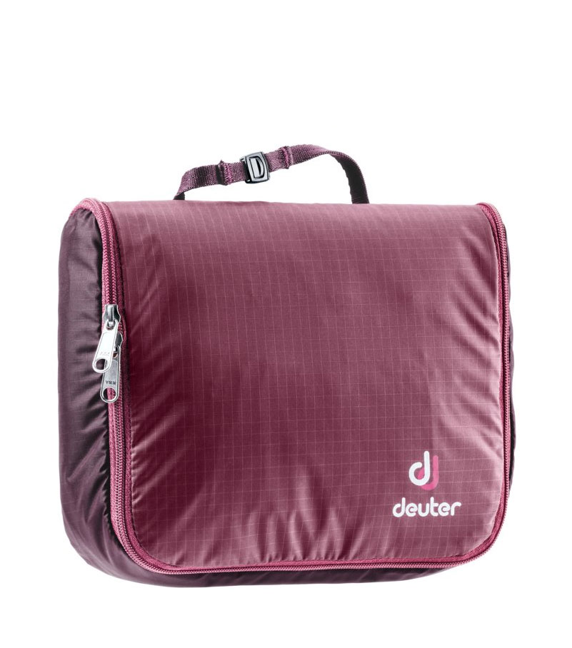 Несессер Deuter Wash Center Lite I maron-aubergine