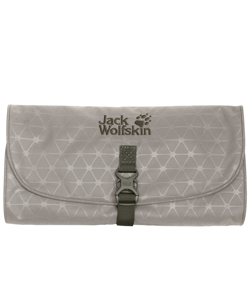 Несессер Jack Wolfskin WASCHSALON Clay Grey Grid