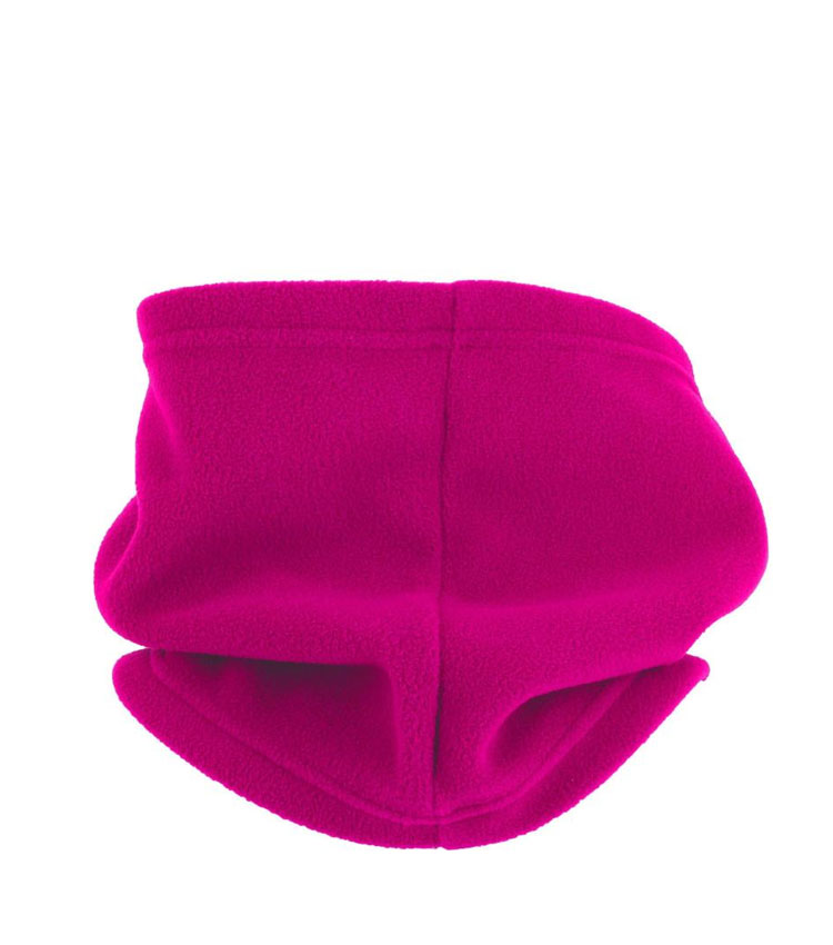 Шарф-труба на горло WEDZE FIRSTHEAT pink