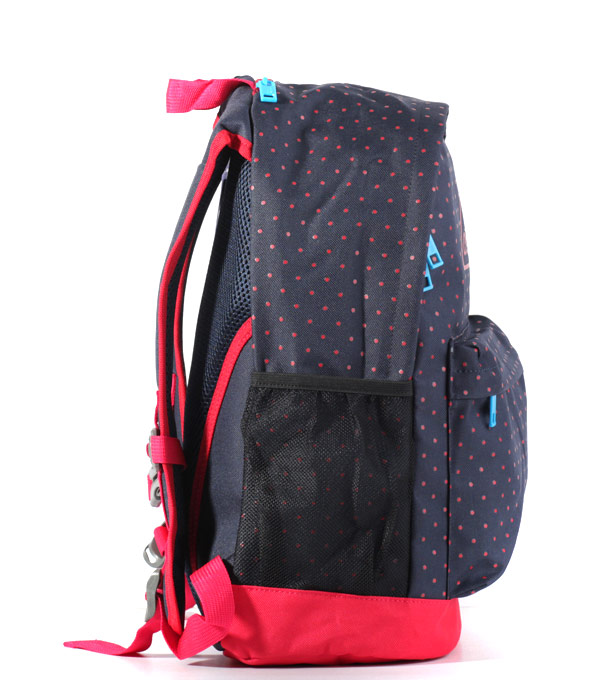 Рюкзак Yeso Corsica d.blue-red