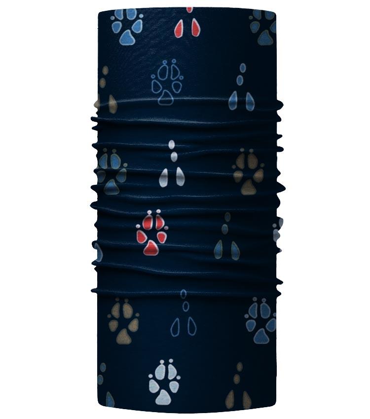 Бандана 4Fun Standard trace blue